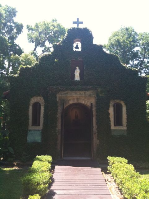Chapel of Our Lady of La Leche